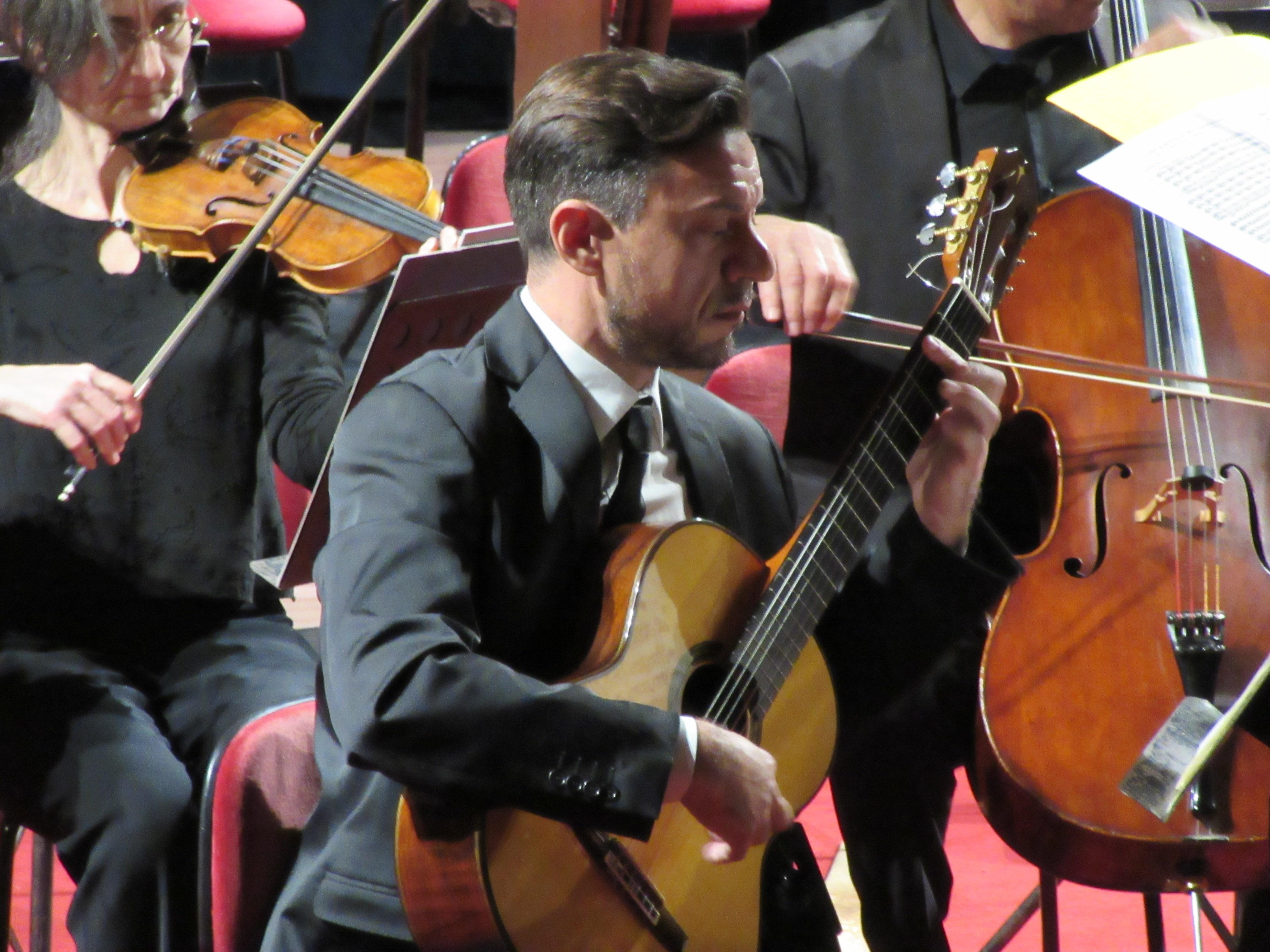 L'intervista esclusiva a Diego Campagna per il Festival Chitarristico Internazionale di Sanremo