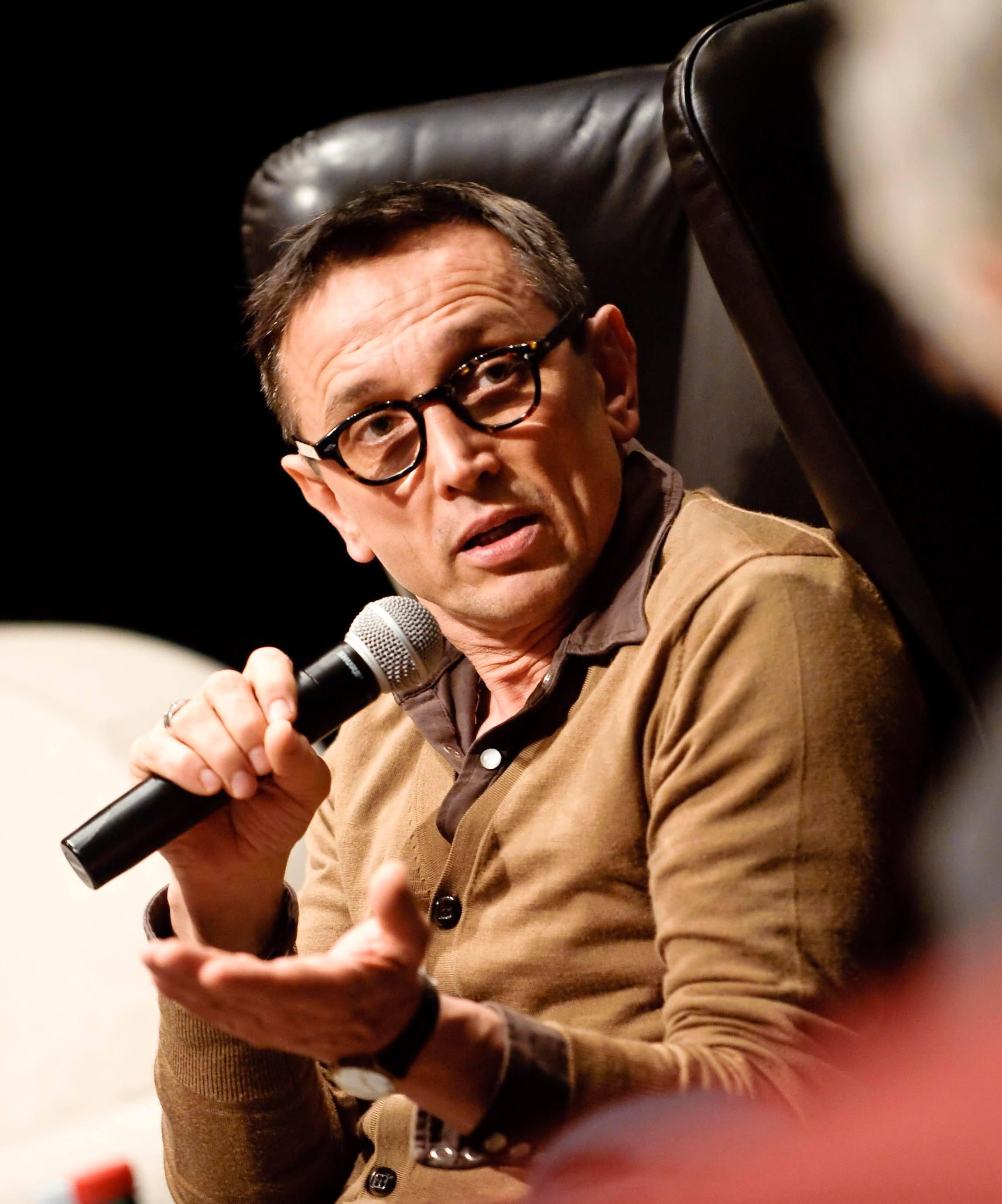 Lo chef Bruno Barbieri sarà al Casinò di Sanremo sabato 11 novembre per uno show culinario