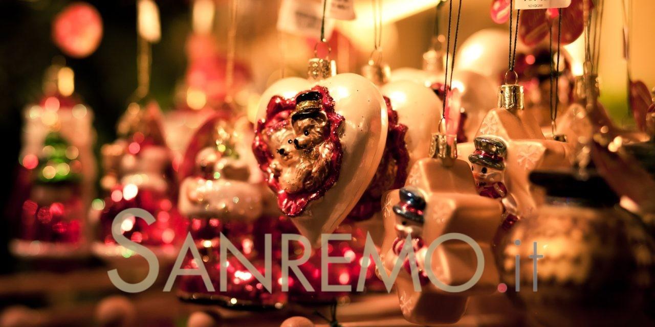 Mercatini di Natale a Sanremo: via il 25 novembre