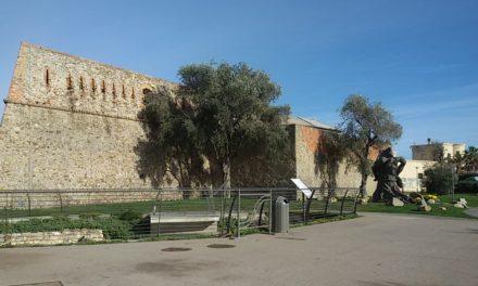 Esplorando la zona archeologica di Pian di Nave a Sanremo