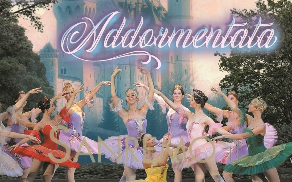 Il balletto La bella addormentata questa sera in programma all'Ariston