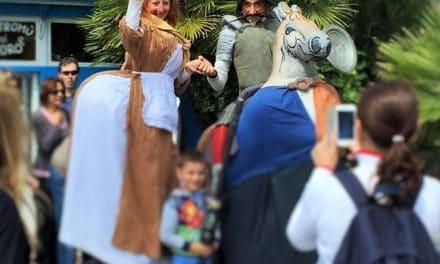 A Bordighera si accende la magia del Natale