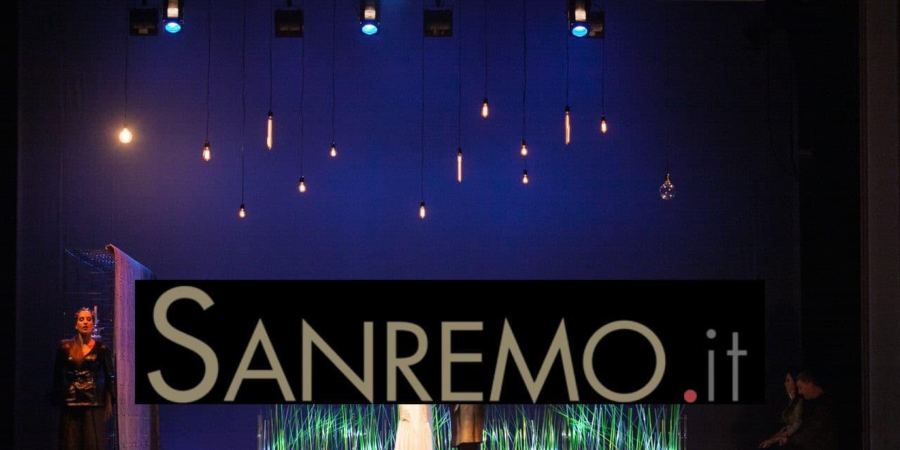 """""""L'annuncio a Maria"""" di Paul Claudel a Sanremo"""