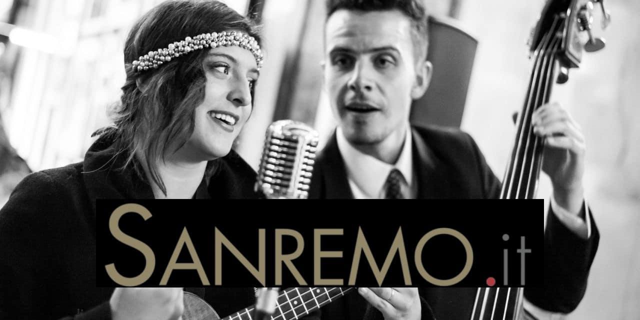 Sanremo: l'8 dicembre il concerto del duo Mala Polka a Santa Brigida