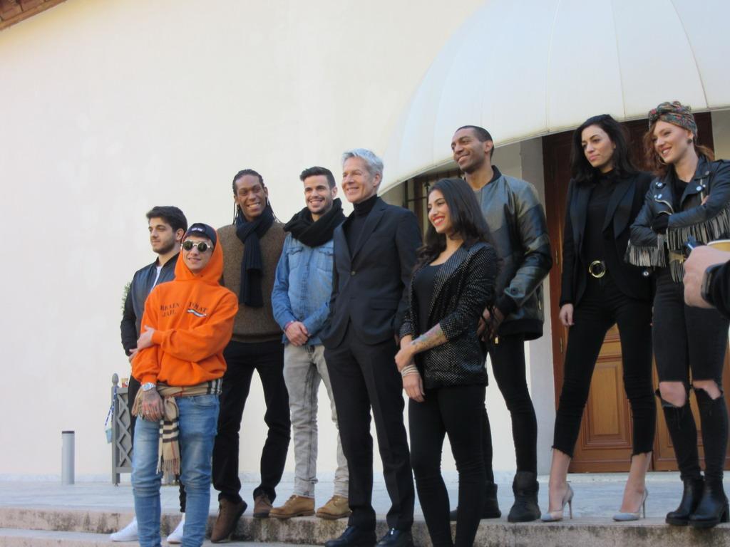 Sarà Sanremo: la conferenza stampa di chiusura dopo la selezione dei giovani; e le parole del direttore artistico del Festival di Sanremo Claudio Baglioni