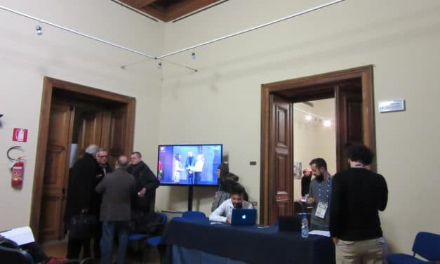 Sarà Sanremo: il racconto della serata dalla sala stampa di Villa Ormond