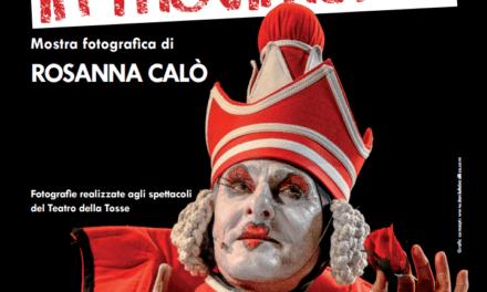 Ritratti in movimento: una mostra dedicata al Teatro della Tosse