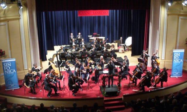 Gli appuntamenti di Natale con l'Orchestra Sinfonica di Sanremo