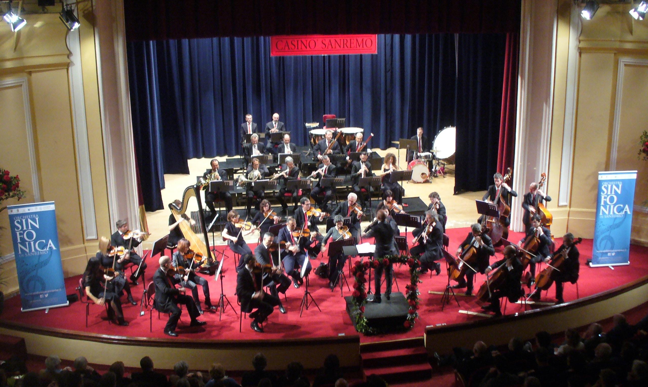 I concerti delle Feste dell'Orchestra Sinfonica di Sanremo, aperta la prevendita dei biglietti per Capodanno