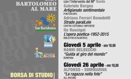 A San Bartolomeo torna il Tea con l'autore, festeggiando i 10 anni