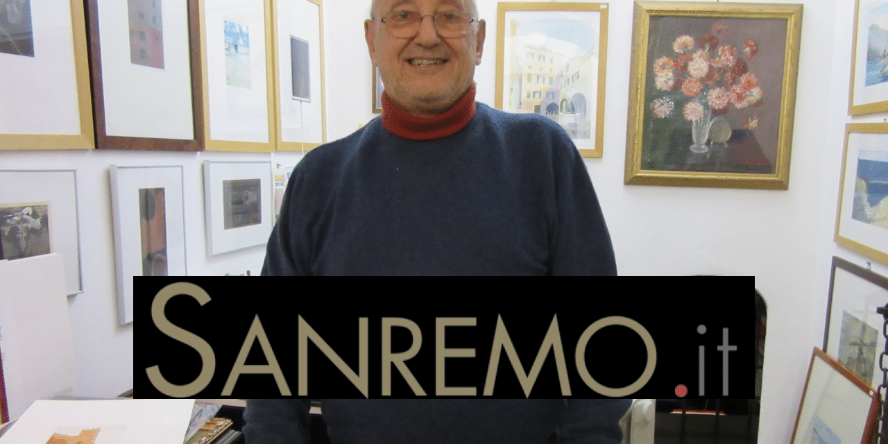 Sanremo: com'era la via Vittorio, oggi via Matteotti
