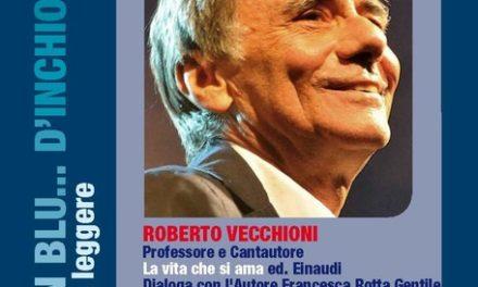 Roberto Vecchioni a Cervo per raccontare la felicità