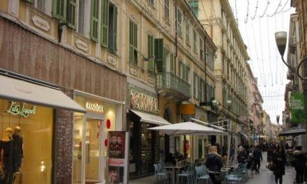 Esplorando la via Matteotti a Sanremo, shopping e cultura
