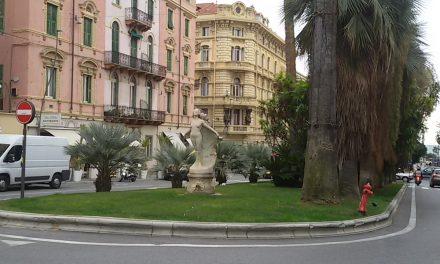 La storia e le curiosità dei monumenti di corso Mombello a Sanremo