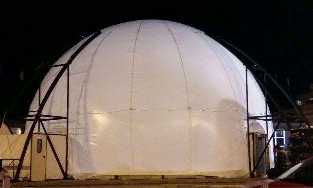 Casa SIAE – Area Sanremo: una grande cupola per gli eventi di Piazza Colombo
