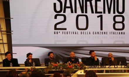 Negramaro: superosptiti al Festival nella serata di giovedì 8 febbraio