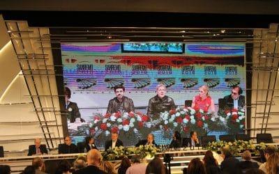 Sanremo 2018: poker d'ascolti per la quarta serata. Si vola verso la finale