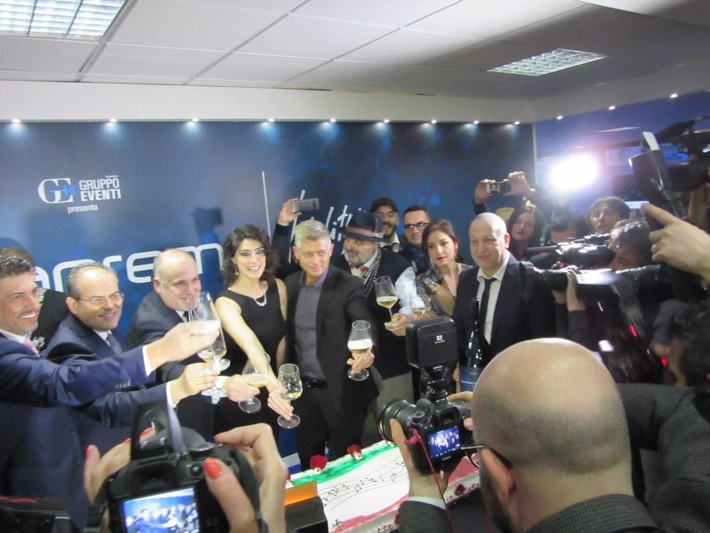Elisa Isoardi madrina di Casa Sanremo Vitality's, l'hospitality del Festival della Canzone Italiana
