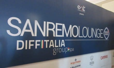 Sanremo Lounge Diffitalia, l'inaugurazione di oggi all'Hotel Royal