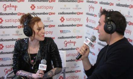 Sanremo 2018: Eva ospite di Radio Number One e Tgevents a Reality Festival
