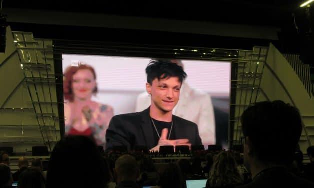 Festival di Sanremo 2018: Ultimo è il vincitore delle Nuove Proposte
