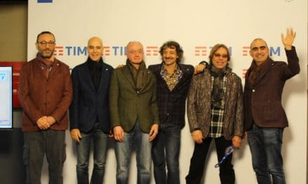 L'Arrivedorci di Elio e le Storie Tese al Festival di Sanremo