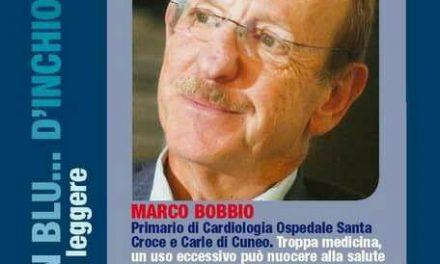 """Il cardiologo Marco Bobbio a Cervo per parlare di """"troppa medicina"""""""