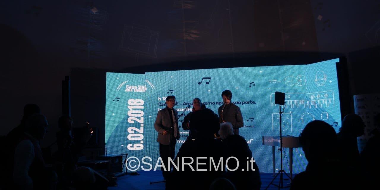 Casa SIAE – Area Sanremo: il programma di giovedì 8 febbraio