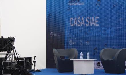 Tra digitale, tutela degli autori e giovani promesse: la missione di Casa SIAE – Area Sanremo