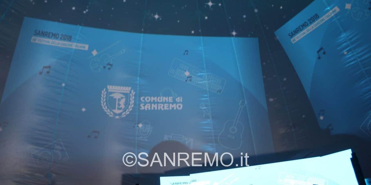 """Casa SIAE Area Sanremo: inaugurata """"la cupola"""" che ospiterà gli eventi collaterali a Sanremo 2018"""
