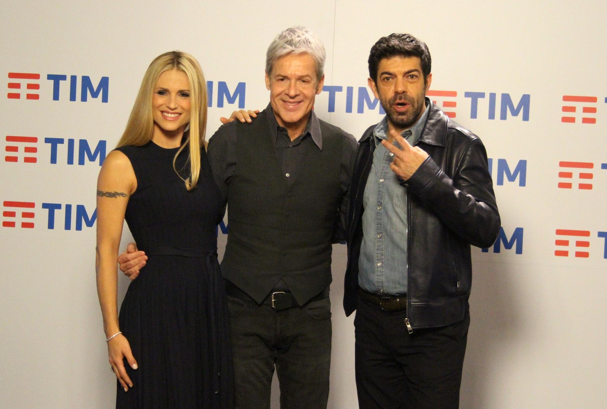 Festival di Sanremo 2018: un successo straordinario dovuto al mix delle professionalità consolidate di Baglioni, Hunziker e Favino