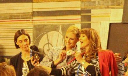 """""""Io sono qui"""": i fiori di Sanremo protagonisti del Festival con Michelle Hunziker"""