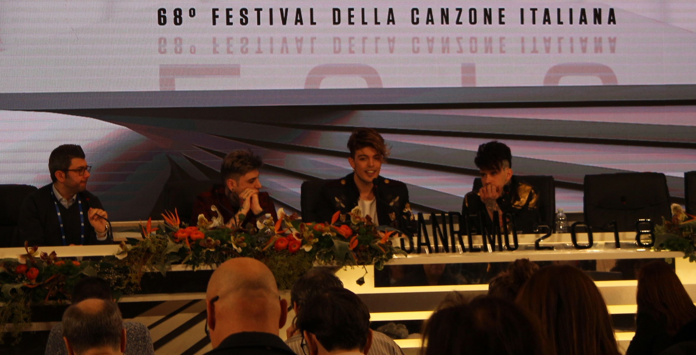 Dal look alla decisione di cantare in Italiano: tutto sui The Kolors al 68° Festival di Sanremo
