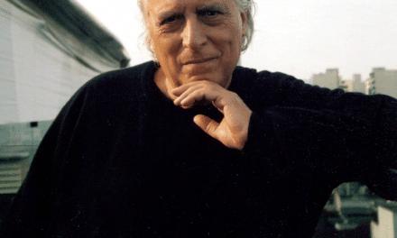 Giuseppe Conte al Tea con l'Autore per la Giornata della Poesia