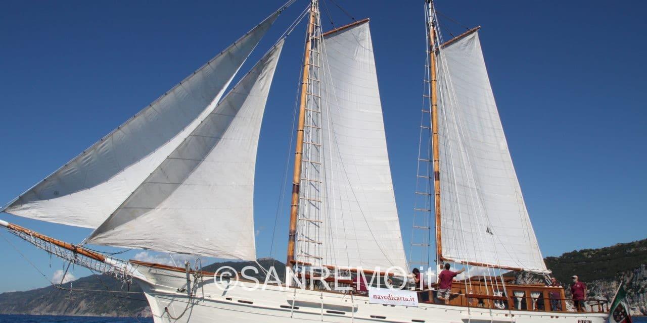 Arriva a Imperia il Museo Navigante: il 21 marzo l'approdo della goletta Oloferne