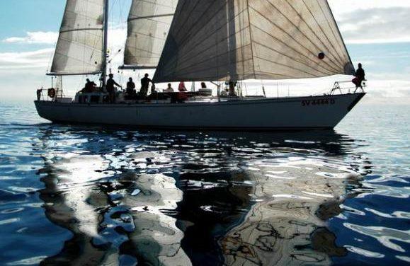 A Imperia la nave scuola Leon Pancaldo, primo museo galleggiante di Arte Irregolare