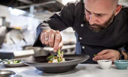 La ricetta delle alici in zafferano dello Chef Marchetta da Il Mimosa Restaurant