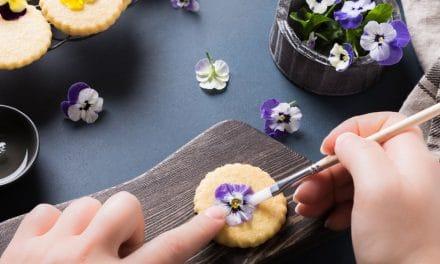 I fiori eduli sulle nostre tavole grazie al progetto Antea