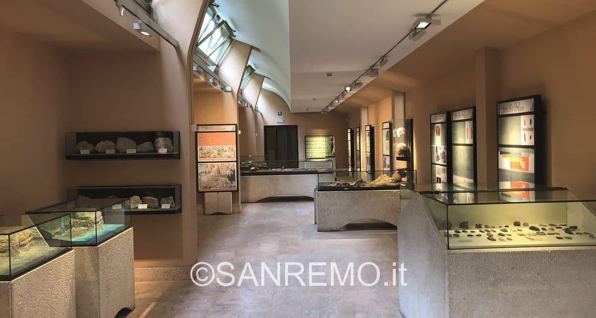 L'allestimento del Museo dei Balzi Rossi di Ventimiglia