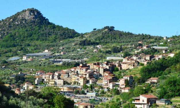 Il Parco Biamonti, un progetto tra paesaggio e parole a San Biagio della Cima