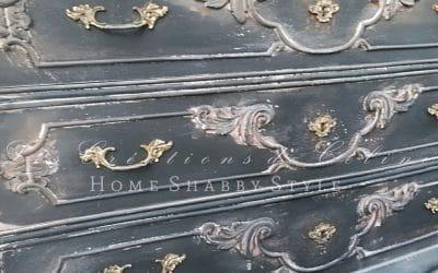 Shabby style: anche a Bordighera la tecnica che dona una seconda vita ai mobili