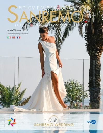 Settembre 2018 - Sanremo Wedding