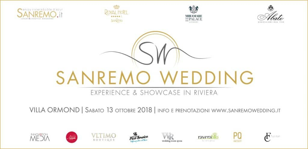SANREMOWEDDING.IT Issue