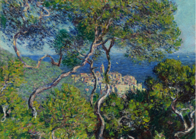 Bordighera, 1884. Potter Palmer Collection. Courtesy of the Art Institute of Chicago