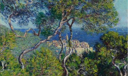 Monet in Riviera