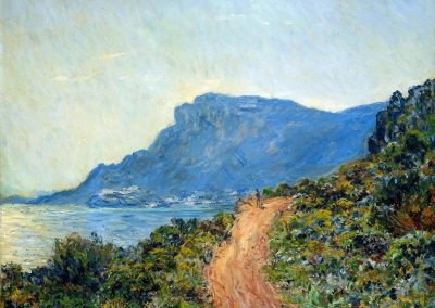 Sentier au Cap Martin, 1884 - Collezione Privata ©WikiArt