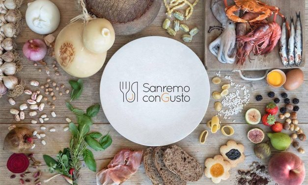 Il mondo del food si dà appuntamento a Sanremo