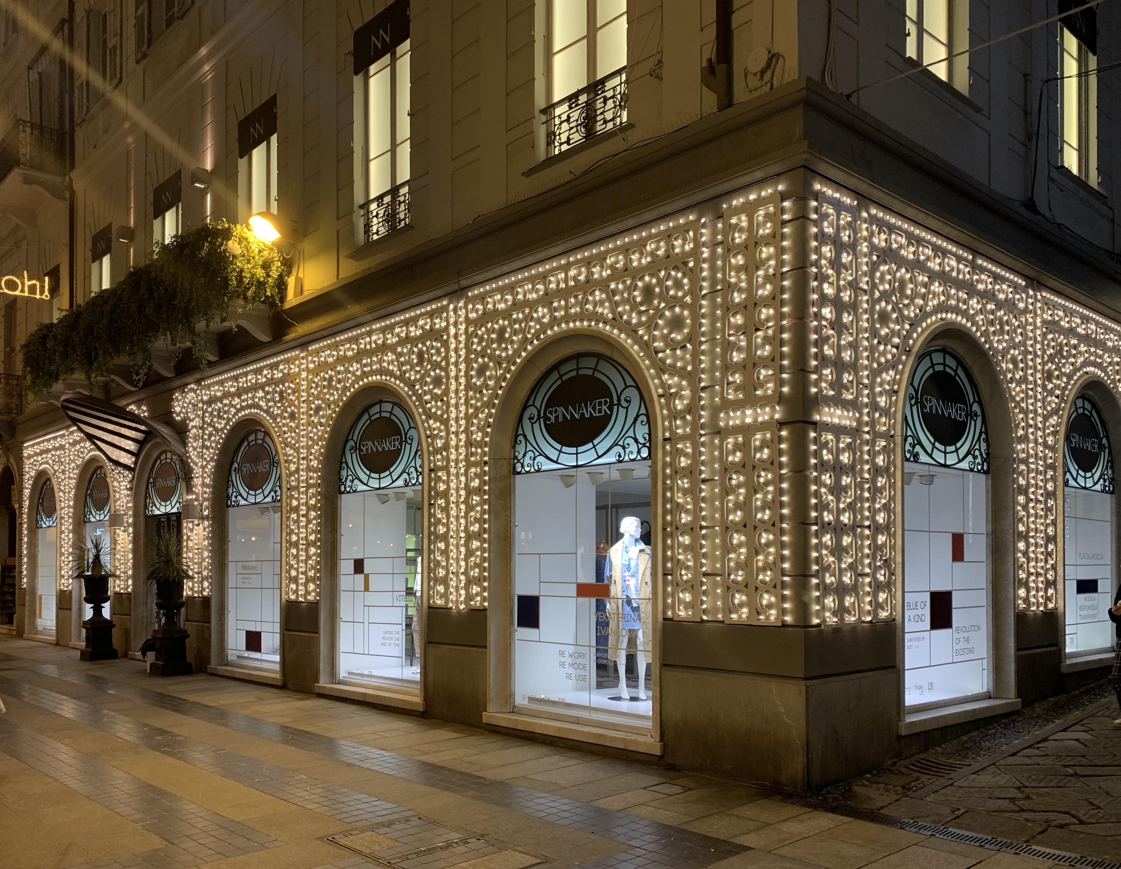 Dopo il successo di WSM Fashion Reboot – primo salone dedicato interamente all'innovazione e fashion design sostenibile – continua la collaborazione con Camera Buyer Italia- CBI, lo Store SPINNAKER di…