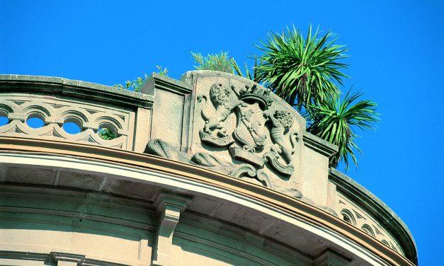 La fiabesca architettura della Sanremo ville de saison: un motivo d'ispirazione