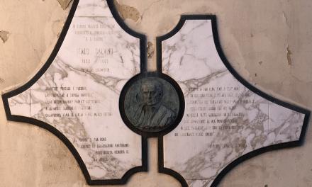 La Biblioteca Civica e il fondo Calvino
